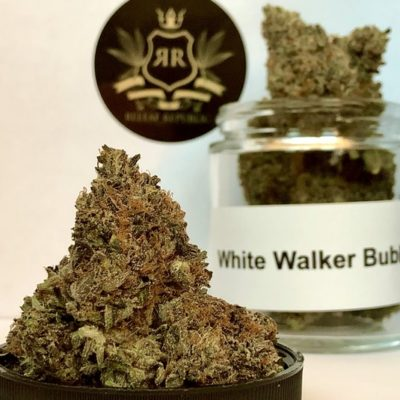 *NEW* White Walker Bubba by Cleaner Meds AAAA+ HEAVY GAS