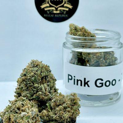 *NEW* Pink Goo – HEAVY GAS