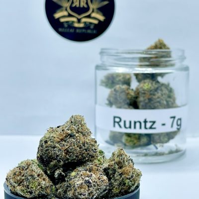 *NEW* Runtz AAAA+ By Craft Grower